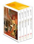 Box - História do Brasil Nação: 1808-2010 (5 Vols.)