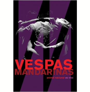 Vespas Mandarinas - Animal Nacional (Ao Vivo) (DVD)