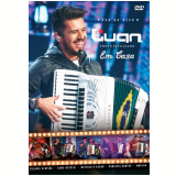 Luan Forró Estilizado - Em Casa - Dvd (DVD) - Luan