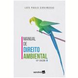 Manual de Direito Ambiental - Luis Paulo Sirvinskas