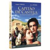 Capitão de Castela (DVD) - Vários (veja lista completa)