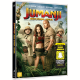 Jumanji - Bem-Vindo à Selva (DVD) - Dwayne Johnson, Jack Black, Kevin Hart