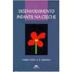Livros - Desenvolvimento Infantil na Creche - Maria Lucia de Arruda Aranha - 8515008165