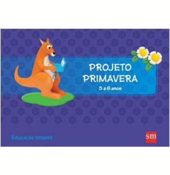 Primavera 5 A 6 Kit - Educação Infantil