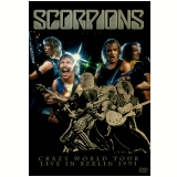 Scorpions Crazy World Tour Live In Berlin 1991 (DVD) - Scorpions