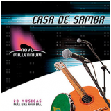 Casa de Samba (CD) - Diversos