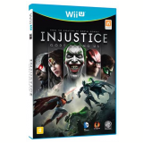 Injustice - Gods Among Us (WiiU) -