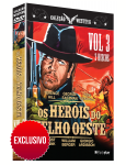 Box Western - Os Her�is do Velho Oeste (DVD)