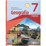 Geografia Homem E Espaço - Ensino Fundamental Ii - 7º Ano - Anselmo Lazaro Branco