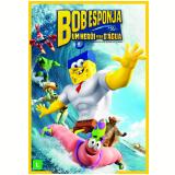 Bob Esponja O Filme - Herói Fora D' Àgua (DVD) - Antonio Banderas