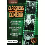Clássicos Da Comédia Vol 3 (DVD) - Vários (veja lista completa)