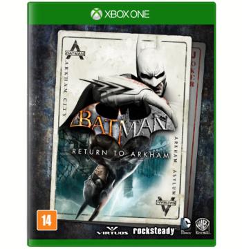 Batman - Return To Arkham - Edição Limitada (Xbox One)