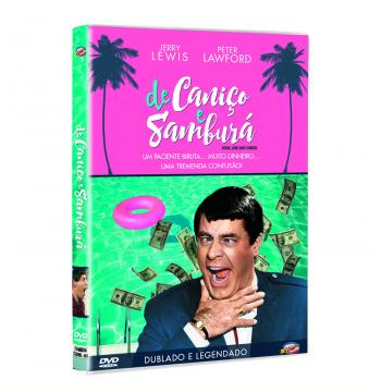 De Caniço e Samburá (DVD)
