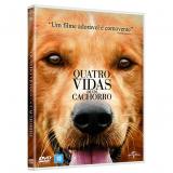 Quatro Vidas de Um Cachorro (DVD) - Lasse Hallström (Diretor)
