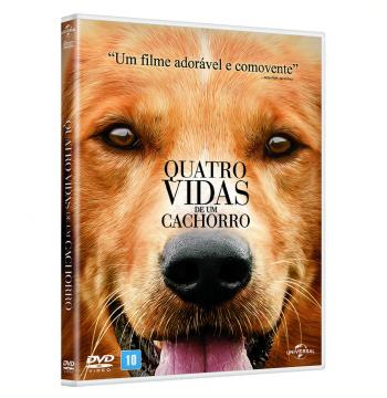 Quatro Vidas de Um Cachorro (DVD)