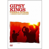 Gipsy Kings - Tierra Gitana & Live in Concert (DVD) - Gipsy Kings