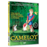 Camelot - O Reino Mágico do Rei Arthur (DVD) -