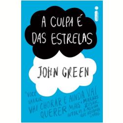 Livros - A Culpa é das Estrelas - John Green - 9788580572261