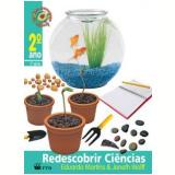 Redescobrir Ci�ncias - 2� Ano / 1� S�rie - Ensino Fundamental I - Janeth Wolff E Eduardo Martins