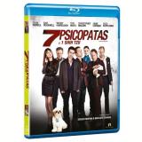Sete Psicopatas e um Shih Tzu (Blu-Ray) - Colin Farrell, Woody Harrelson, Abbie Cornish