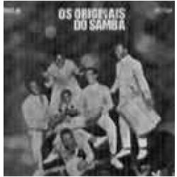 CDs - Os Originais Do Samba - 828766413427