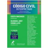 C�digo Civil Interpretado - 2014 - Ant�nio Cl�udio da Costa Machado, Silmara Juny Chinellato
