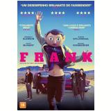 Frank (DVD) - Maggie Gyllenhaal, Michael Fassbender, Domhnall Gleeson
