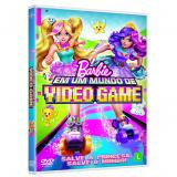 Barbie Em Um Mundo de Video Game (DVD) - Conrad Helten, Zeke Norton