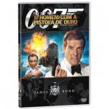 007 - Contra o Homem Com a Pistola de Ouro (DVD) - Christopher Lee, Roger Moore