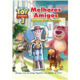 Melhores Amigos (Livro com Amigo Magnético) - Disney Pixar