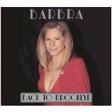 Barbra Streisand - Back To Brooklyn (CD) - Barbra Streisand