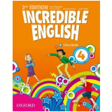 Incredible English 4 Class Book - Second Edition -