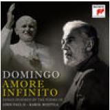 Plácido Domingo - Amore Infinito (CD) - Plácido Domingo