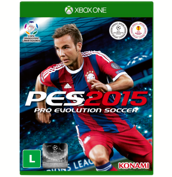 PES 2015 - Pro Evolution Soccer 2015 (Xbox One)