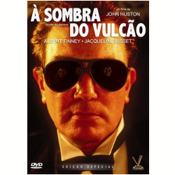 DVD - A Sombra Do Vulcao - Ediçao Especial - John Huston ( Diretor ) - 7895233187801