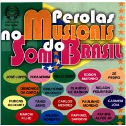 CDs - Perolas Musicais No Som Do Brasil - Demônios da Garoa, Ataulfo Alves Jr., Mais Intérpretes - 7898166576353