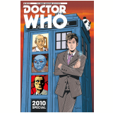Doctor Who: The Tenth Doctor Archives 35 (Ebook) - DAVIS