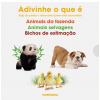 Animais da Fazenda, Animais Selvagens, Bichos de Estima��o (Box 3 Vols.)