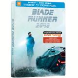 Blade Runner 2049 (Blu-Ray 2D + Steelbook Filme + Bônus)