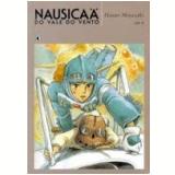 Nausicaä do Vale do Vento Vol. 4 - Hayao Miyazaki