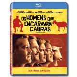 Os Homens Que Encaravam Cabras (Blu-Ray) - George Clooney
