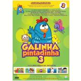 Galinha Pintadinha 3 (DVD) -