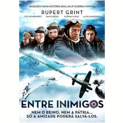 DVD - Entre Inimigos - David Kross, Rupert Grint - 7899587904381