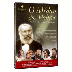 DVD - O Médico Dos Pobres - A Vida Redentora De Bezerra De Menezes - Glauber Filho ( Diretor ) , Joe Pimentel - 9788566867053