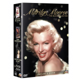 Box Marilyn Monroe The Black Collection (DVD) - George Cukor  (Diretor)