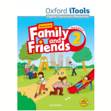 American Family And Friends 2 Itools - Second Edition -