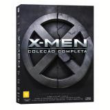 X-men - Coleção Completa (Blu-Ray) - Michael Fassbender