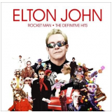 Elton John - Rocket Man - The Definitive Hits (CD) - Elton John