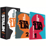 Box - Stalin (2 Vols.) - Dmitri Volkogonov