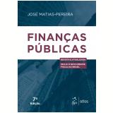 Finanças Públicas - José Matias-Pereira